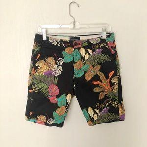 Jungle Print Chino Shorts – Scotch & Soda